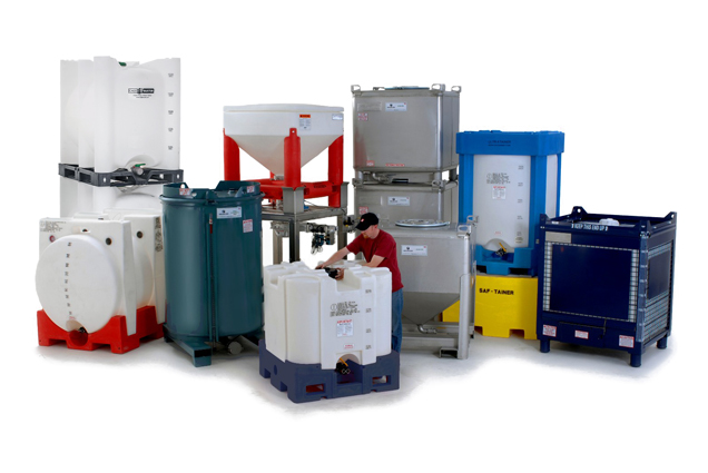 IBC Totes and Containers