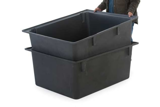 Rectangular Open Top Containments